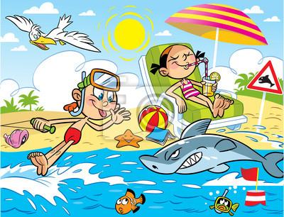 Sticker summer