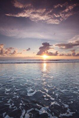 Sticker Sunset on Bali