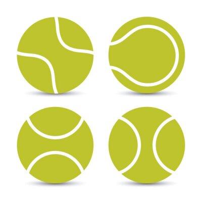 Sticker Tennis design