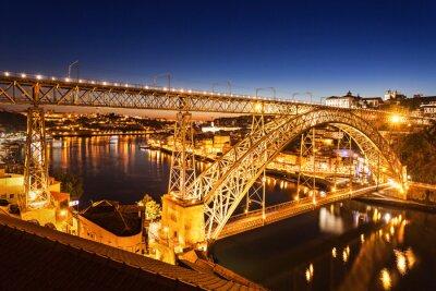 Sticker The Dom Luis Bridge