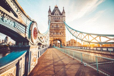 Sticker The Tower Bridge in London