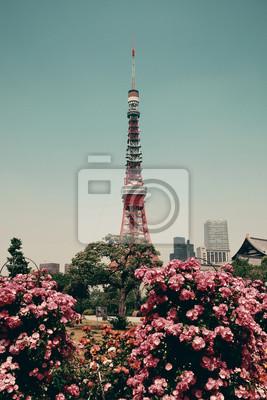 Sticker Tokyo Tower