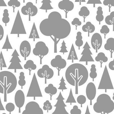 Trees a background2