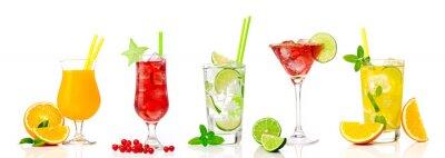 Sticker Tropical cocktail assortments