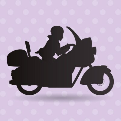 Sticker Truck icon design
