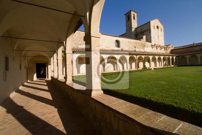 tuscany church