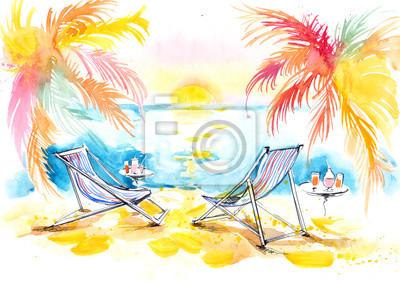 Sticker vacation