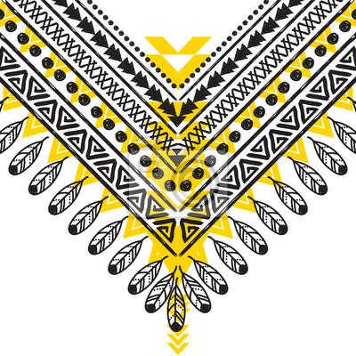 Sticker Vector hand drawn pattern