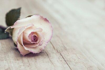 Sticker Vintage Rose