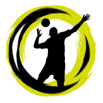 Sticker Volleyball - 101