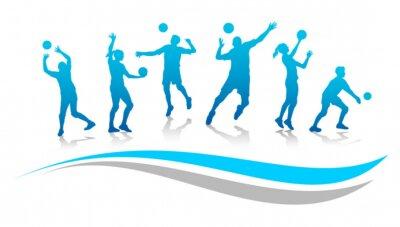Sticker Volleyball - 67