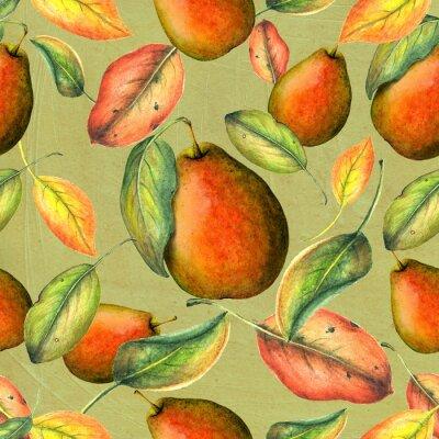 Sticker Watercolor pattern