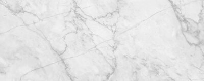 Sticker White marble texture background, abstract marble texture (natural patterns) for design.