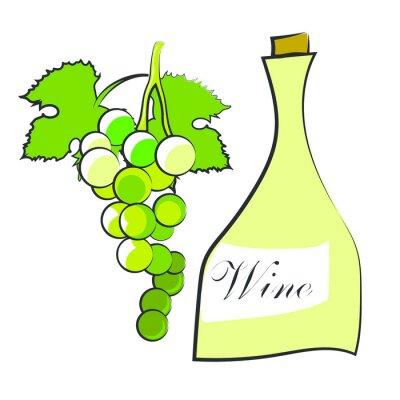 Sticker Wine