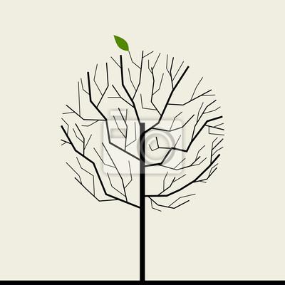 Wood tree8