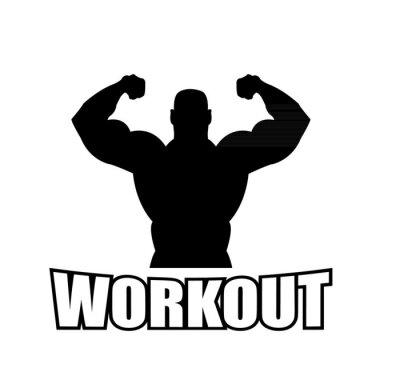Sticker Workout