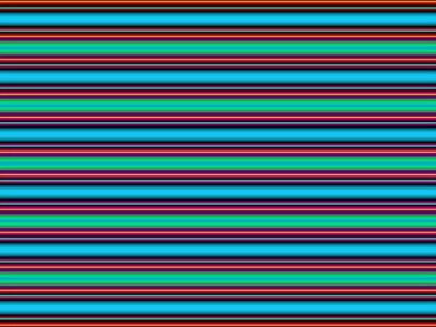 Sticker Абстрактный яркий фон с полосами.