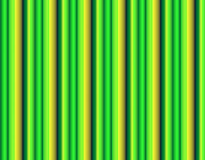 Sticker Зеленый фон с полосами.