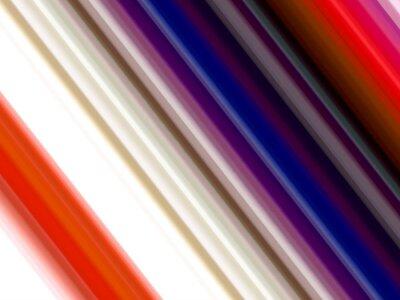 Sticker Абстрактный разноцветный фон.
