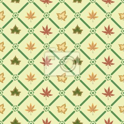Бесшовное изображение орнамента