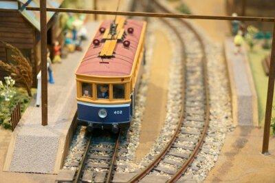 Sticker 鉄道模型
