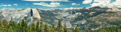 Sticker Yosemite national park