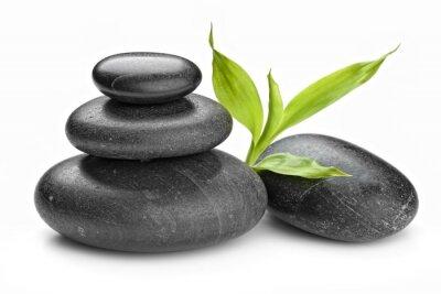 Sticker zen stones